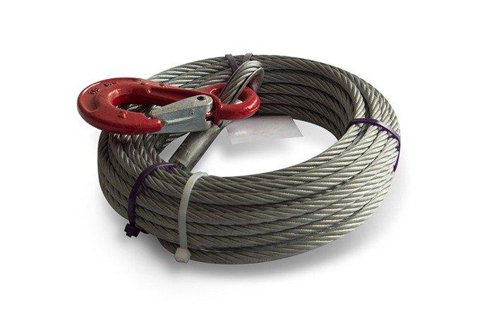 AL-KO cablu pentru troliu 900 kg 12,5 m