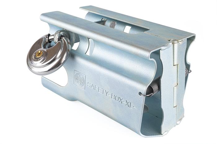Antifurt pentru cuplă cu frână ALBE Safety-Box XL