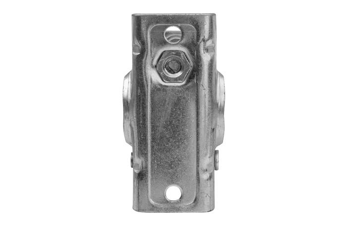 Clamp bracket for jockey wheel 48 Winterhoff