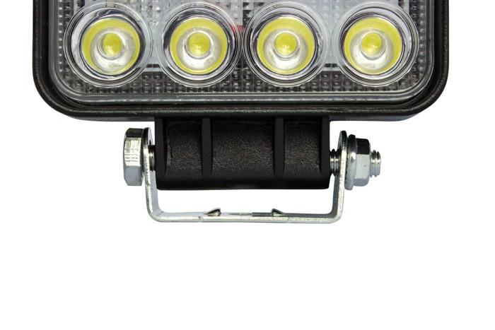 Lampă lucru pătrată laterală 16 LED 3400 Lm