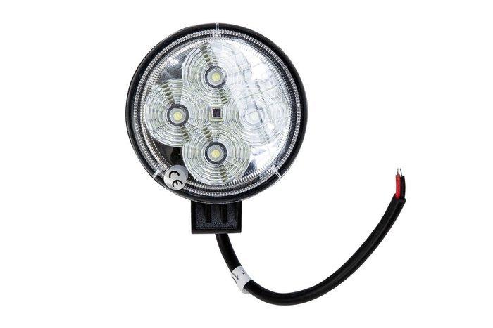 Lampă lucru rotundă 4 LED 12W 1012