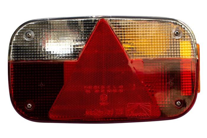 Lampă spate dreapta Multipoint III pentru remorci auto - Aspöck