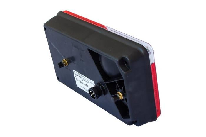 Lampă spate multifuncțională Aspöck Multipoint V LED dreapta