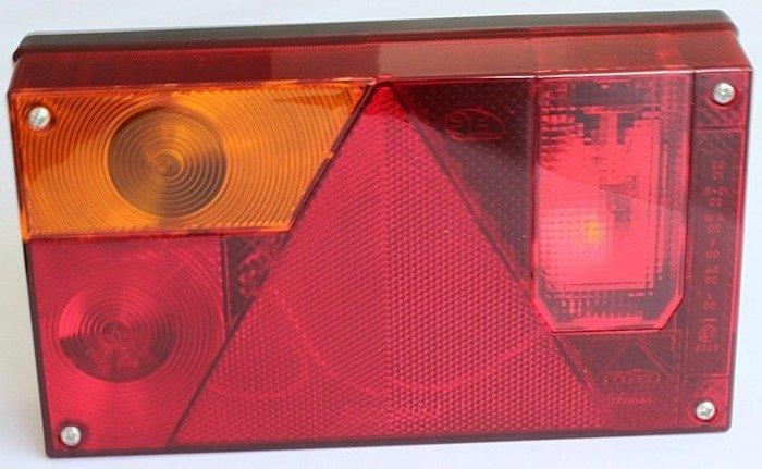 Lampă spate stânga pentru remorci auto Multipoint I Aspöck