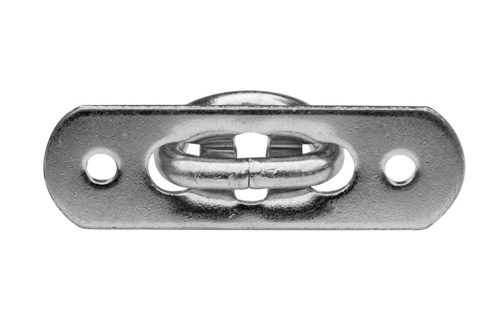 Ochet obloane flexibil din oțel galvanizat H-25 mm (12.25)