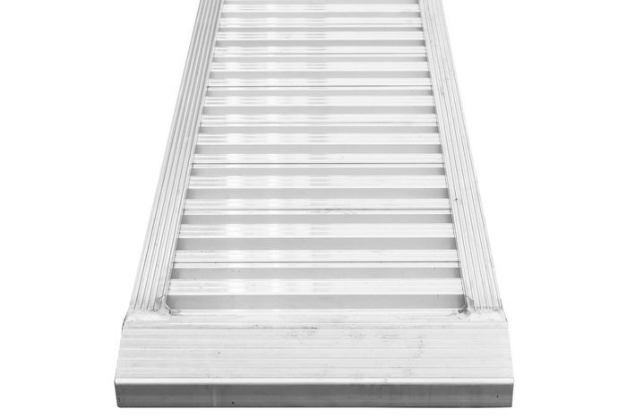 Rampă de aluminiu pentru remorci