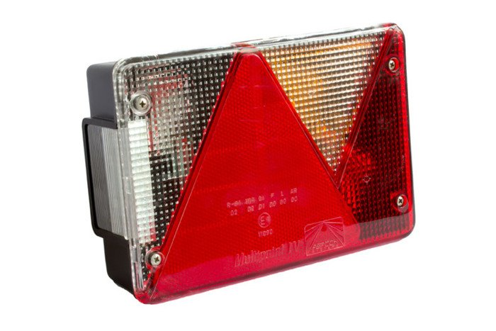 Rear Right Lamp for trailers Multipoint IV Aspöck