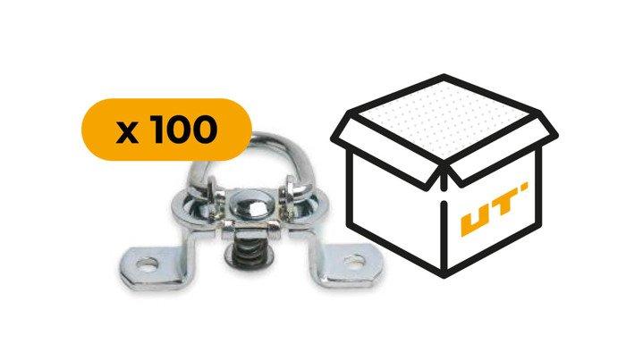 Set 100x Mâner oblon flexibil pendular  (19.51.5)