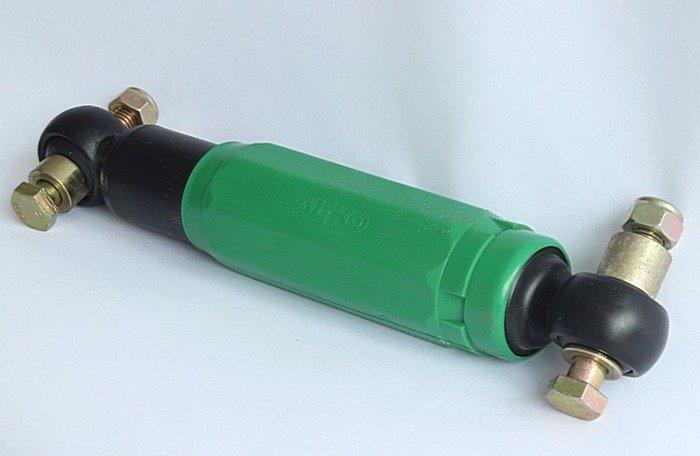 Set: Amortizor osie AL-KO Octagon verde 900 - 1600 kg cu suport